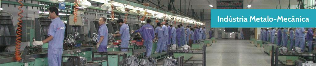 Serviços Indústria Metalo-Mecânica
